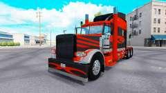 De la peau pour le camion Peterbilt 389