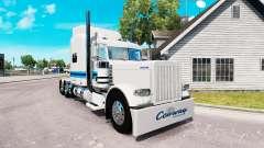 Skin Con-way Freight für den truck-Peterbilt 389