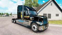 Скин Rockstar на Freightliner Coronado