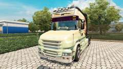 Scania T Longline [Free As A Bird]