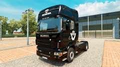 Skin Scania V8-LKW von Scania