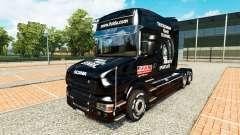 Fulda Haut für LKW Scania T