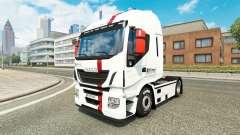 La peau Klimes pour Iveco camion