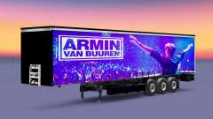 Haut-Armin van Buuren auf den trailer