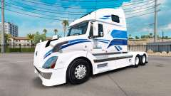 La peau Premiere pour les camions Volvo VNL 670