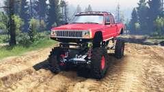 Jeep Grand Cherokee Comanche 4x4 v2.0