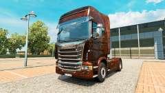 Ferrugem kommen aus Haut v2.0 LKW Scania