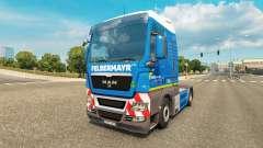 Felbermayr de la peau pour l'HOMME de camion