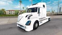 Haut Nordamerika für Volvo-LKW-VNL 670
