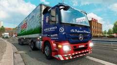 Peaux pour la circulation des camions v1.3.1