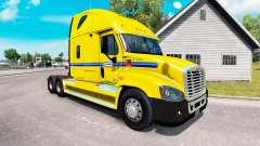 Haut auf Penske truck-Freightliner Cascadia