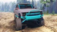 Jeep Grand Cherokee Comanche [pre-runner]