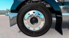 En aluminium forgé Alcoa roues
