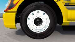 En aluminium forgé Alcoa roues v1.5