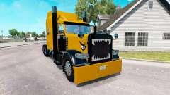 Hard Truck de la peau pour le camion Peterbilt 3