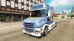Haut Lisa Konvoi für LKW Scania T