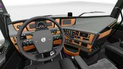 Darkline Exclusive Interieur für Volvo
