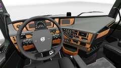 Darkline intérieur Exclusif pour Volvo