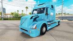 AMST de la peau pour les camions Volvo VNL 670