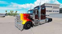 HotRod de la peau pour le Kenworth W900 tracteur