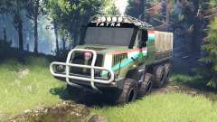 Tatra 163 Jamal 8x8 v7.0