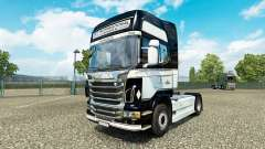 JKT International skin für Scania-LKW