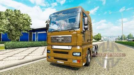 MAN TGA 18.430 pour Euro Truck Simulator 2