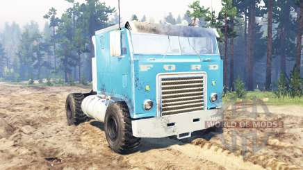 Ford W9000 pour Spin Tires