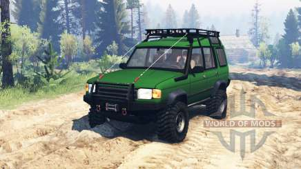Land Rover Discovery v3.0 pour Spin Tires