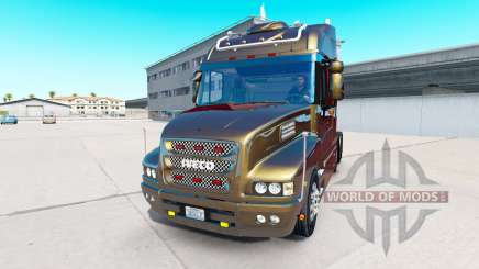 Iveco Strator (PowerStar) 6x4 pour American Truck Simulator
