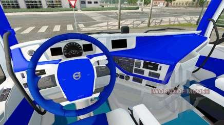 HSV Innenraum für Volvo für Euro Truck Simulator 2