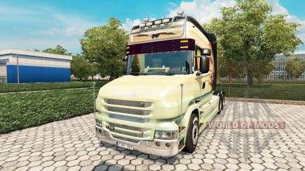 Scania T Longline [Free As A Bird] für Euro Truck Simulator 2