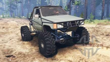 Toyota Hilux Truggy 1984 FSA für Spin Tires