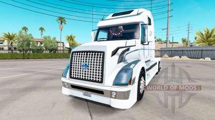 Volvo VNL 670 v1.4.1 für American Truck Simulator