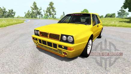 Lancia Delta (831) HF Integrale Evo II pour BeamNG Drive