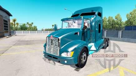 Kenworth T660 pour American Truck Simulator