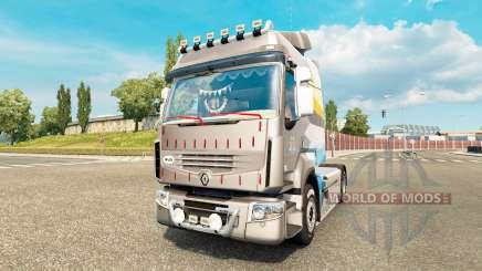 Renault Premium v2.2 pour Euro Truck Simulator 2