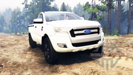 Ford Ranger 2016 pour Spin Tires
