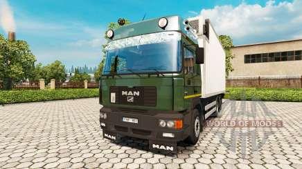 MAN F2000 19.414 BDF für Euro Truck Simulator 2