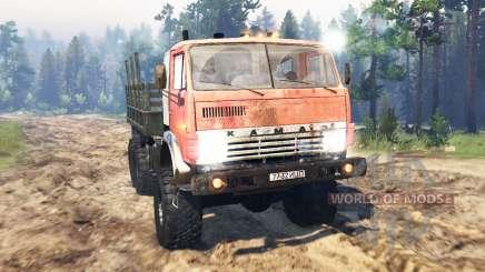 KamAZ-53212 Union Soviétique pour Spin Tires