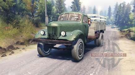 ZIL-164 für Spin Tires