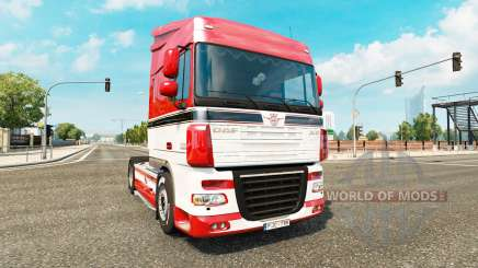 DAF XF 105.510 pour Euro Truck Simulator 2