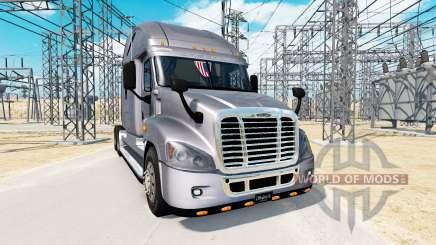 Freightliner Cascadia v1.1 für American Truck Simulator