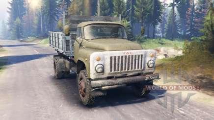 GAZ-53 v3.0 pour Spin Tires