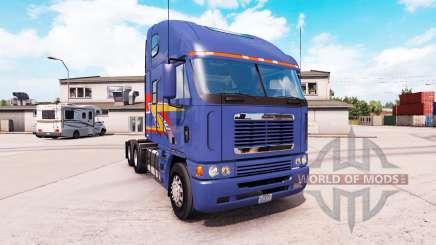 Freightliner Argosy [reworked] für American Truck Simulator