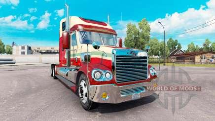 Freightliner Coronado v2.1 pour American Truck Simulator
