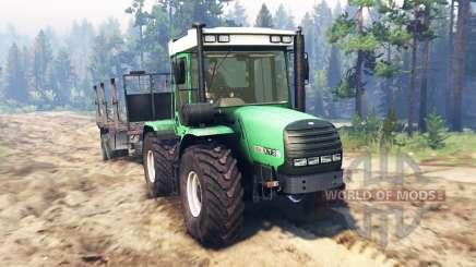 HTZ-17022 für Spin Tires