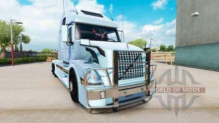 Volvo VNL 670 v1.4 pour American Truck Simulator