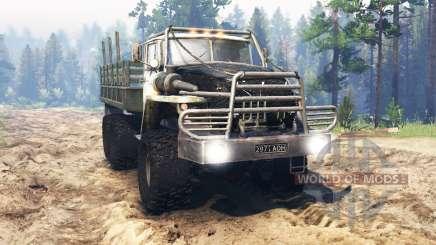 Ural-4320-10 URSS pour Spin Tires