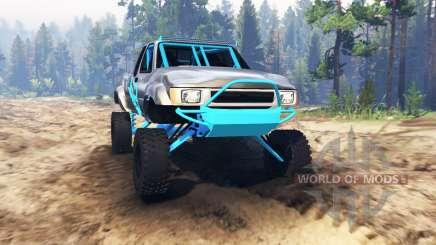 Toyota Hilux PreRunner für Spin Tires